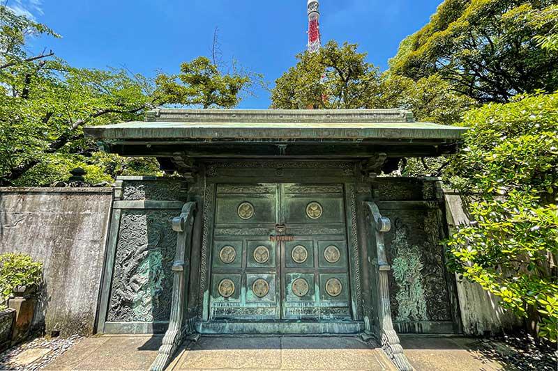 徳川将軍家墓所