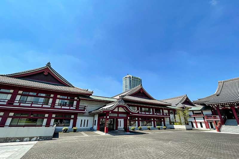 増上寺会館(寺務所)